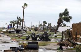 Siêu bão Harvey chuyển hướng, quay ra vịnh Mexico