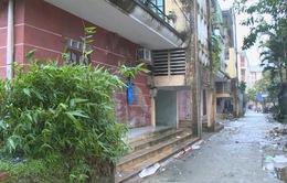 Mất an toàn từ những chung cư xuống cấp ở Thừa Thiên - Huế