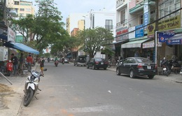 Người dân Đà Nẵng bức xúc chuyện lấn chiếm vỉa hè