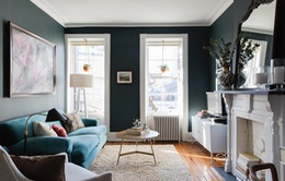 """""""Nhặt nhạnh"""" bí kíp tô điểm không gian sống nhỏ hẹp qua căn hộ ở Brooklyn"""