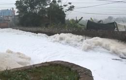 Công bố kết quả xét nghiệm bọt tuyết trắng xóa tại Hà Nam
