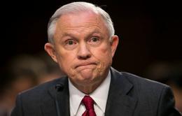 Bộ trưởng Bộ Tư pháp Mỹ bị chất vấn về nghi vấn Nga can thiệp bầu cử