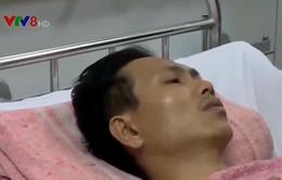 Thứ trưởng Bộ Công an thăm hỏi CSGT bị thương ở Thừa Thiên Huế
