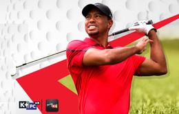 K+ tiếp tục phát sóng PGA Tour 2018