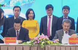 Vietnam Airlines ký kết thỏa thuận hợp tác phát triển du lịch với Quảng Ninh