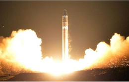 CIA cảnh báo Triều Tiên sắp có đủ khả năng phóng tên lửa vào Mỹ