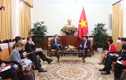 Việt Nam tiếp tục tạo điều kiện thuận lợi cho doanh nghiệp Pháp