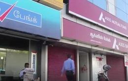 Ấn Độ tung gói cứu trợ ngân hàng trị giá 14 tỷ USD