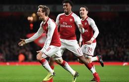 Kết quả bóng đá sáng 25/1: Arsenal tiến vào chung kết Cúp Liên đoàn Anh, Real bị loại khỏi Cúp nhà Vua TBN