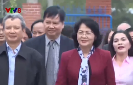 Phó Chủ tịch nước Đặng Thị Ngọc Thịnh thăm và làm việc tại TT-Huế