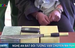 Nghệ An: Bắt đối tượng vận chuyển 6 bánh ma túy