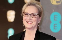"""Siêu phẩm truyền hình Big Little Lies gây sốt với """"chị đại"""" Meryl Streep"""