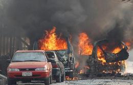 Afghanistan đẩy lùi vụ khủng bố ở Jalalabad
