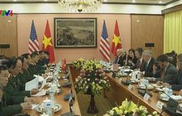 Việt Nam - Hoa Kỳ tăng cường hợp tác quốc phòng