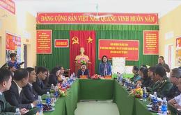 Phó Chủ tịch nước thăm và tặng quà Tết tại tỉnh Thừa Thiên Huế