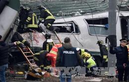 Tai nạn đường sắt ở Italy, ít nhất 2 người thiệt mạng
