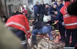 Tên lửa Syria tấn công biên giới Thổ Nhĩ Kỳ