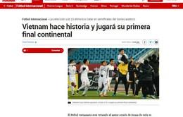 Tờ báo Tây Ban Nha thân Real Madrid nói về U23 Việt Nam
