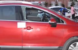 Bình Dương: Cảnh báo tình trạng đập kính xe cướp tài sản dịp giáp Tết
