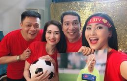 Bếp phó Bữa trưa vui vẻ bỏ khách sang Trung Quốc cổ vũ U23 Việt Nam
