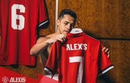 Sanchez lập kỷ lục cho Man Utd... ngoài sân cỏ