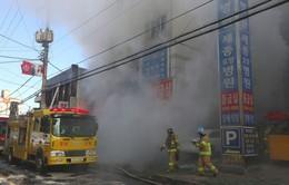 Vụ cháy bệnh viện Sejong: Tổng thống Hàn Quốc yêu cầu hỗ trợ kịp thời các nạn nhân