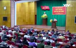 Hội nghị cán bộ chủ chốt tỉnh Thừa Thiên Huế