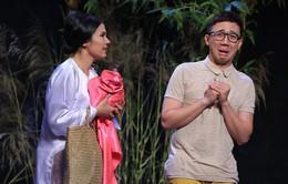 """Ơn giời! Cậu đây rồi!: """"Người đẹp Tây Đô"""" Việt Trinh đối mặt với tình huống thê thảm"""