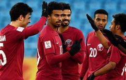 VIDEO: Tổng hợp diễn biến hiệp 1 U23 Qatar 1-0 U23 Hàn Quốc