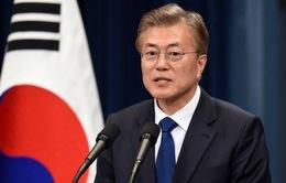 Tổng thống Hàn Quốc ca ngợi chiến công của tuyển U23 Việt Nam