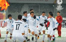 Thua phút cuối trước U23 Uzbekistan, U23 Việt Nam giành vị trí Á quân VCK U23 châu Á 2018
