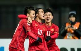 Lịch trực tiếp Giải bóng đá U23 quốc tế - Cúp VinaPhone 2018 hôm nay (3/8): U23 Việt Nam so tài U23 Palestine