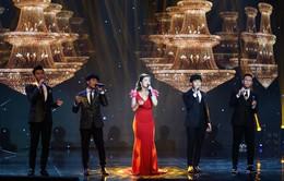 """Dương Hoàng Yến - Oplus hòa quyện trong """"Beauty and the beast"""" trên sân khấu Sao đại chiến"""