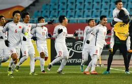 VCK U23 châu Á 2018: U23 Việt Nam nhận giải Fair Play