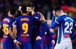 Hai sao Barca bất ngờ bị kiện vì... vạ miệng
