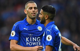 """Leicester City """"phát cáu"""" vì Mahrez nằng nặc đòi ra đi"""