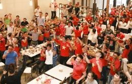 Quán bia, nhà hàng cháy chỗ ngồi xem chung kết U23 Việt Nam - U23 Uzbekistan