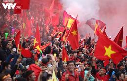 Cổ vũ U23 Việt Nam ở chung kết: Từ cảm xúc lo âu đến vỡ òa hạnh phúc