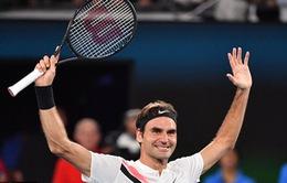 Roger Federer vô địch Australia mở rộng 2018, đạt cột mốc 20 Grand Slam