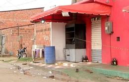Brazil: Nổ súng tại hộp đêm, ít nhất 14 người thiệt mạng