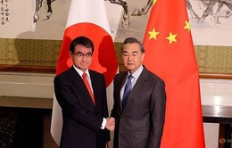 Nhật Bản, Trung Quốc hướng tới cải thiện quan hệ
