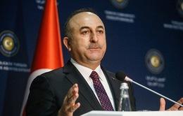 Thổ Nhĩ Kỳ đòi Mỹ ngay lập tức rút quân khỏi Manbij (Syria)