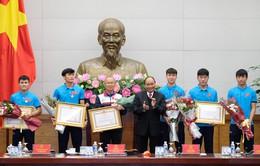 Thủ tướng gặp mặt Đội tuyển U23 Việt Nam