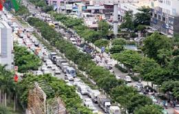 Triển khai nhiều giải pháp chống ùn tắc ở khu vực sân bay Tân Sơn Nhất