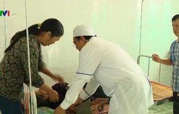 Thiếu trang thiết bị ở trạm y tế xã đạt chuẩn