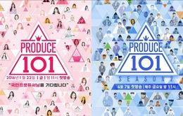 Vừa lên sóng, show truyền hình Idol Producer của Trung Quốc đã bị tuýt còi