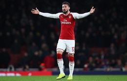 Chuyển nhượng bóng đá quốc tế ngày 29/01/2018: Aubameyang đến Arsenal, Giroud rời Emirates