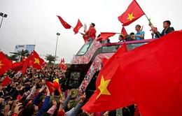 Truyền thông quốc tế kinh ngạc trước màn chào đón U23 Việt Nam