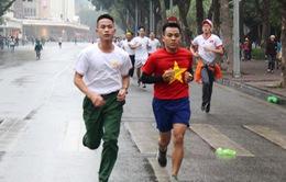 Sôi nổi Giải chạy từ thiện hữu nghị Việt Nam - Singapore
