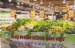 TP.HCM sẽ mở thêm 5 chợ phiên nông sản an toàn